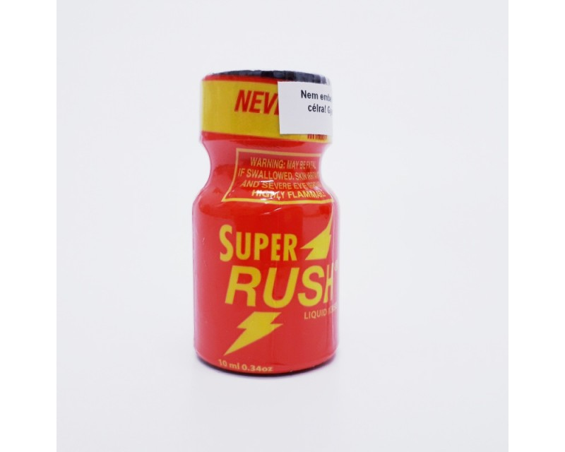 Super Rush Poppers 10 ml